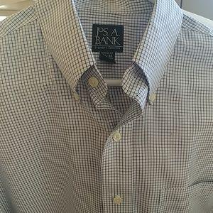 Men's JOS.A.BANK Travelers Button Down Shirt